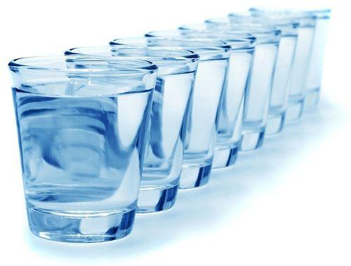 Nước khoáng - Thanh lọc và thải độc cơ thể
